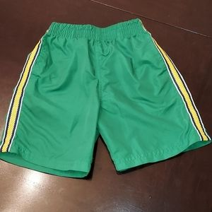 Athletic Works Green Shorts Sz 3T